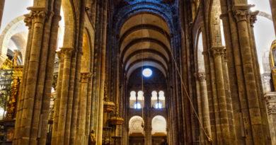 Visita la Catedral de Santiago de Compostela