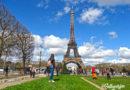 La Torre Eiffel cambiará de color