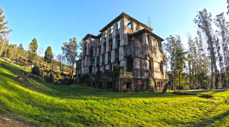 Los lugares abandonados más bonitos de Galicia
