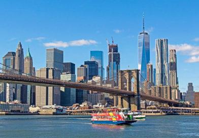 Nuevo parque público flotante en Nueva York