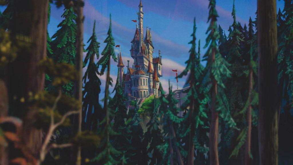Los castillos de las princesas Disney en la vida real