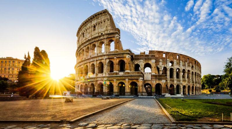 Permiten visitar los túneles del Coliseo