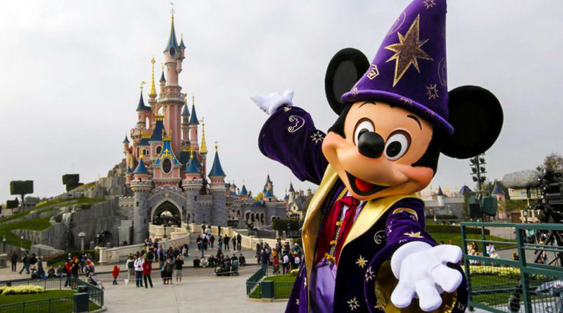 Disneyland París pedirá un pase sanitario a sus visitantes