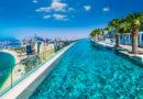 Conoce la piscina infinita más alta del mundo