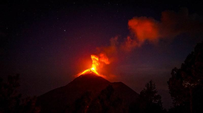 ¿Dónde están los volcanes activos de España?